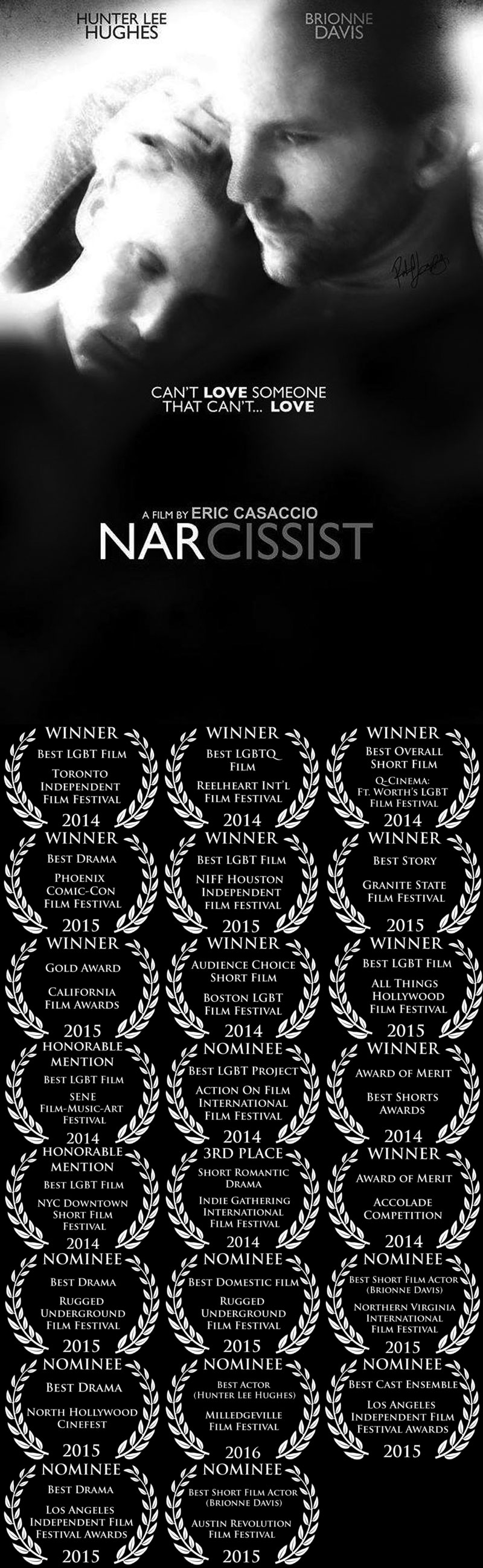 The Narcissist Movie Poster